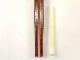 Kiso Hinoki (Cypress) Chopsticks 1 pair without Paper Box