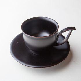 """""""Kijiro """"Lacquer Hinoki cypress Coffee Cup"""