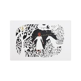 Nishi Shuku Greeting Card - Congratulations, the Story of Forest