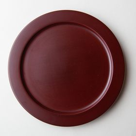 """""""Akane """"Lacquer Horse Chestnut (size 11) Party dish"""