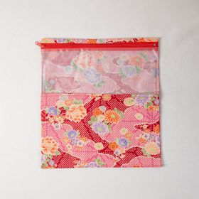 Shikisai Hyakka - Bath and Shower Bag with Pocket