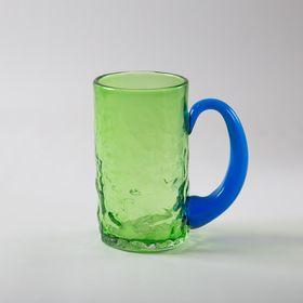 Bumpy Mug - Set of 5, Green